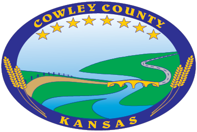 Cowley County, KS logo